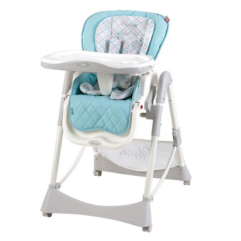 """Happy Baby """"William Blue"""" - универсальный стульчик, который вы сможете настроить под своего малыша. Стульчик имеет комфортабельное сиденье с тремя регулируемыми положениями спинки и подножки, включая горизонтальное, что делает возможным использование даже для новорожденных. Съемный поднос и двойная регулируемая столешница изготовлены из термопластика (можно мыть в посудомоечной машине). Материал обивки - кожзаменитель с мягким текстильным вкладышем. Ножки с колесиками позволяют легко перемещать стульчик по дому. Безопасность малыша обеспечат ремни с фиксацией в пяти точках. Съемный чехол стульчика отлично поддается очистке. Стульчик имеет 5 уровней регулировки по высоте, а также оснащен большой корзиной для игрушек. В комплекте со стульчиком предусмотрена подробная инструкция по сборке на русском языке."""