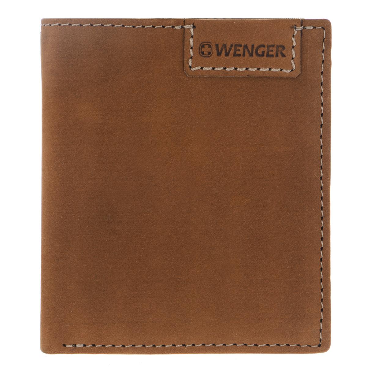 Портмоне мужское Wenger, цвет: коричневый. W11-12EQW-M710DB-1A1Стильное мужское портмоне Wenger изготовлено из натурального нубука и оформлено декоративной прострочкой, а также тиснениями в виде логотипа и названия бренда на лицевой стороне. Внутри - два отделения для купюр, отсек для мелочи на замке-кнопке, два боковых кармана и три прорези для визиток и кредитных карт. Изюминкой модели является то, что часть отсеков портмоне закрыто хлястиком на кнопку: сетчатый карман, боковой карман и три прорези для визиток и кредитных карт.Портмоне упаковано в изысканную фирменную коробку.Модное портмоне Wenger не оставит равнодушным истинного ценителя прекрасного.По всем вопросам гарантийного и постгарантийного обслуживания рюкзаков, чемоданов, спортивных и кожаных сумок, а также портмоне марок Wenger и SwissGear вы можете обратиться в сервис-центр, расположенный по адресу: г. Москва, Саввинская набережная, д.3. Тел: (495) 788-39-96, (499) 248-56-56, ежедневно с 9:00 до 21:00. Подробные условия гарантийного обслуживания приведены в гарантийном талоне, поставляемым в комплекте с каждым изделием. Бесплатный ремонт изделий производится при условии предоставления гарантийного талона и товарного/кассового чека, подтверждающего дату покупки.