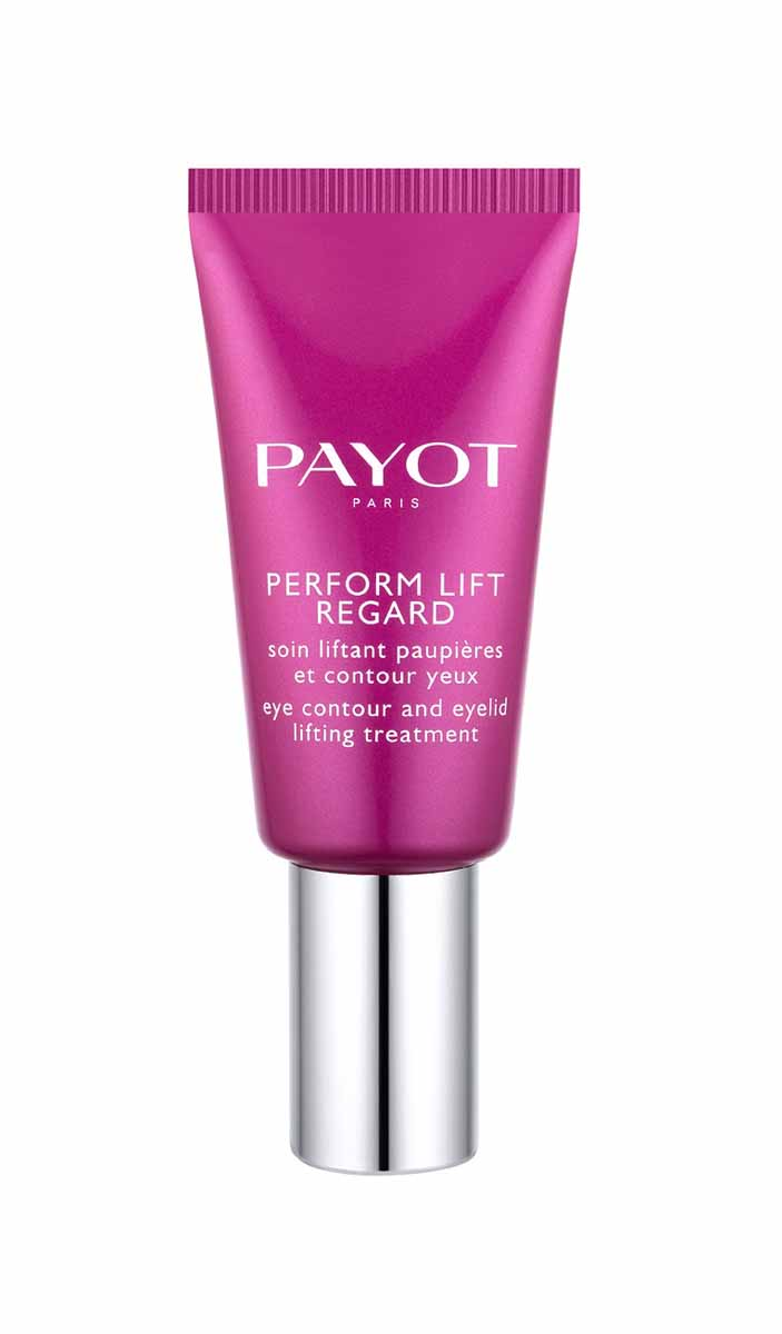 Payot Укрепляющее средство Perform Lift для области вокруг глаз 15 мл payot интенсивно укрепляющее и подтягивающее средство perform lift для лица 50 мл