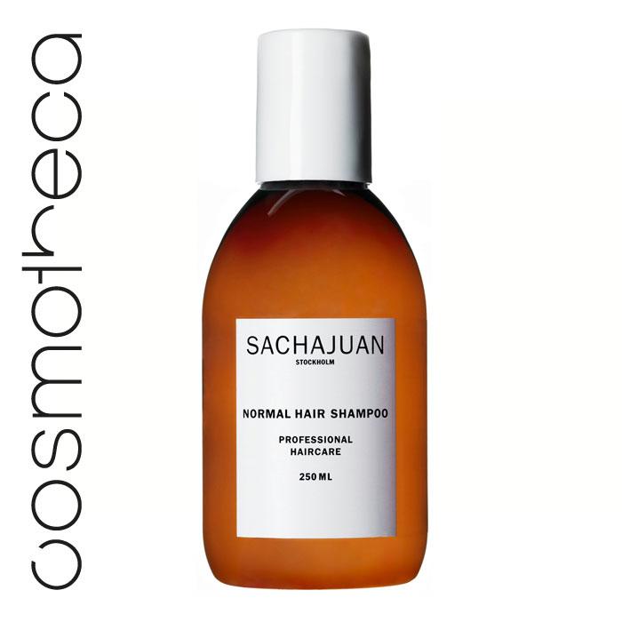 Sachajuan Шампунь для нормальных волос 250 мл0861-1-4011Мягкий очищающий шампунь с технологией «Морской шелк». Подходит для ежедневного использования. Для нормальных волос. Улучшает состояние кожи головы и волос, делает волосы упругими и здоровыми.