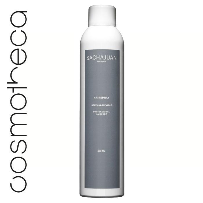 Sachajuan Спрей для волос легкой фиксации 300 млMP59.4DЛак для волос слабой фиксации SACHAJUAN отлично подходит для повседневного стайлинга. Это прекрасный финишный фиксатор без излишней жесткости и липкости для любой прически. Придает волосам блеск и упругость, не утяжеляя их. Лак подходит для ежедневного использования, не лишет волосы естественности и не делает их тусклыми.