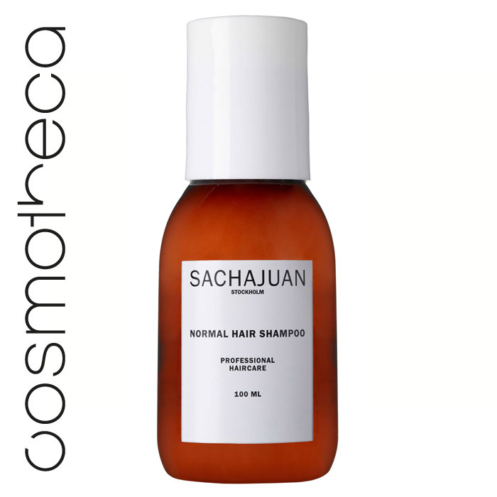Sachajuan Шампунь для нормальных волос 100 млFS-00897Мягкий очищающий шампунь с технологией «Морской шелк». Подходит для ежедневного использования. Для нормальных волос. Улучшает состояние кожи головы и волос, делает волосы упругими и здоровыми.