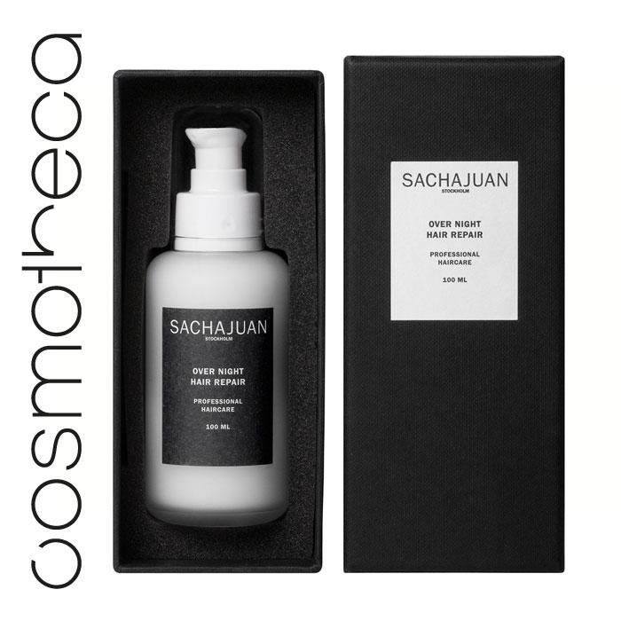 Sachajuan Гель для волос восстанавливающий ночной 100 мл52210Средство для ночного восстановления волос выпускается в виде геля на основе чистейшей воды. Он заботится о ваших волосах даже во время сна. Средство специально разработано для придания эластичности и силы волосам, наполняя их сиянием и блеском. Гель содержит самую высокую среди всех продуктов линейки концентрацию компонентов технологии «Морской шелк», содержит экстракт красных и бурых водорослей. Красные водоросли глубоко проникают в волосы, питают и укрепляют их изнутри, а бурые водоросли увлажняют внешнюю оболочку, делая волосы приятными на ощупь. Водоросли также способствуют насыщению волос микроэлементами и минералами.
