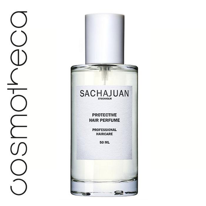 Sachajuan Защитный спрей для волос 50 млAC-2233_серыйЗащитный спрей для волос выполняет несколько задач одновременно: мгновенно освежает волосы, придаёт приятный аромат, увлажняет, защищает от солнца, придаёт сияниеи служит антистатиком.