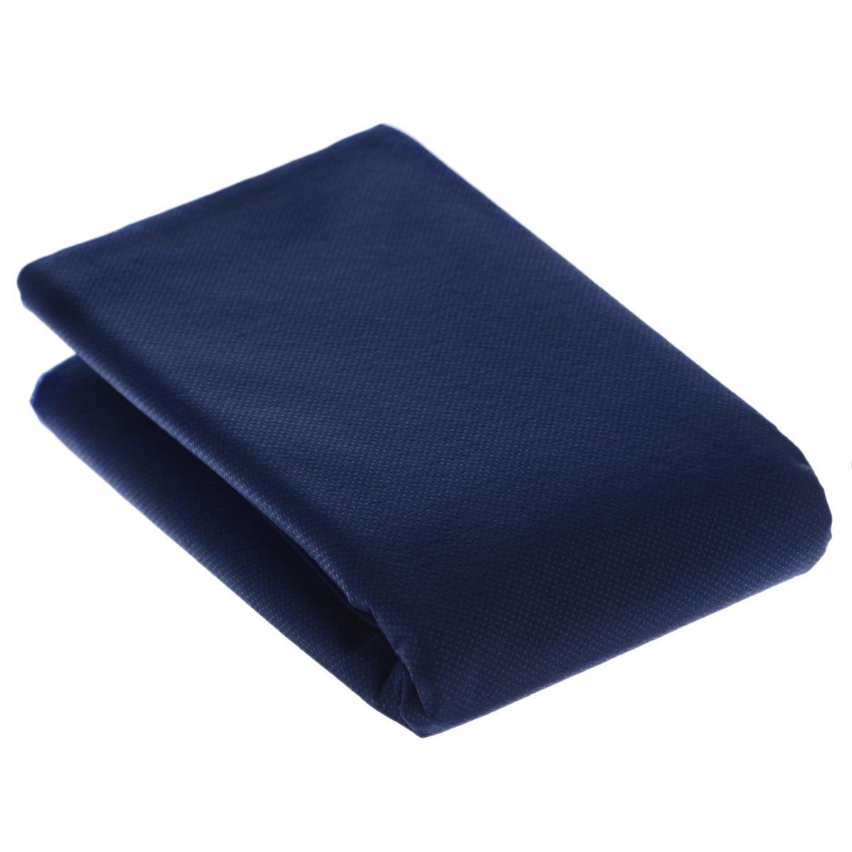 Скатерть Boyscout, прямоугольная, цвет: синий, 140x 110 см61709Прямоугольная одноразовая скатерть Boyscout выполнена из нетканого полимерного материала типа спанбонд и предназначена для применения в домашнем хозяйстве, на пикнике, на даче, в туризме. Такая салфетка добавит ярких красок любому мероприятию.