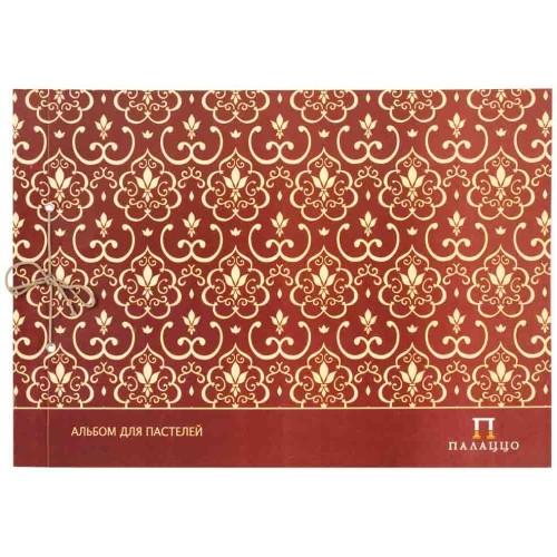 Альбом для пастели Палаццо, цвет: слоновая кость, 20 листов, формат А472523WDАльбом Палаццо предназначен для рисования пастелью. Листы бумаги, изготовленные из высококачественной целлюлозы, крепятся на сутаже. Изделие имеет рыхлую текстуру и цвет слоновой кости. Используется для художественных работ всеми видами водорастворимых красок. Фактурная бумага Палаццо способна удержать несколько слоев пастели.