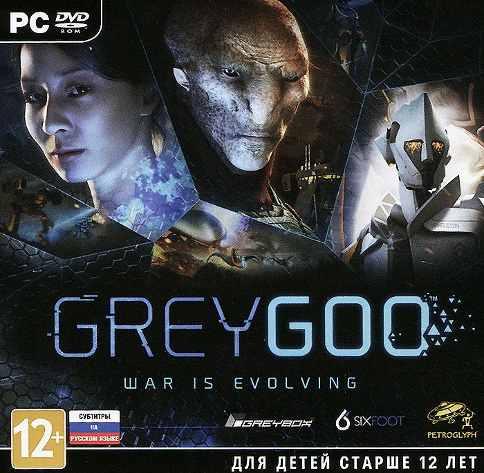 Grey Goo, Petroglyph Games