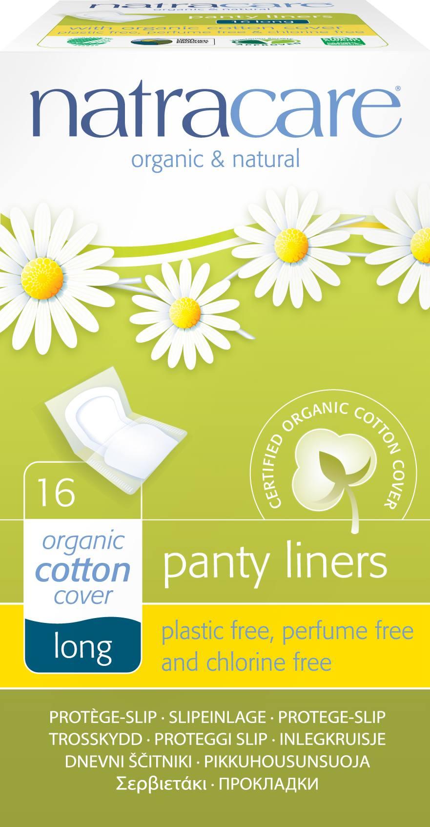 Natracare ежедневные прокладки Long, удлиненные в индивидуальной упаковке, 16 шт.Satin Hair 7 BR730MNНовая, удлиненная версия ежедневной прокладки в индивидуальной упаковке с маркировкой «organic & natural» изготовлена из сертифицированного органического хлопка и возобновляемых натуральных материалов. Продукт отличает улучшенный дизайн, усовершенствованная, изогнутая форма, повышенная мягкость и комфорт, увеличенное количество абсорбента и расширенная область защиты.