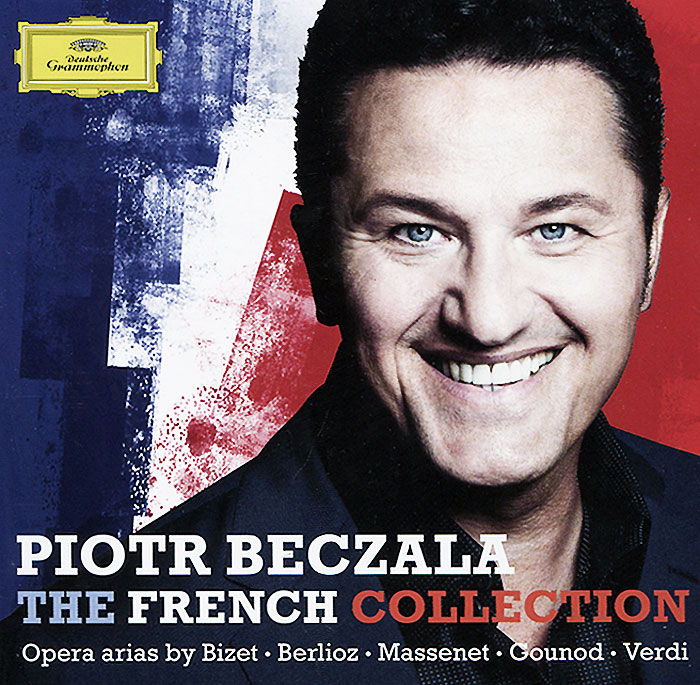 Петр Бечала,Дайана Дамрау,Orchestre De L'opera National De Lyon Piotr Beczala. The French Collection пьер булез new swingle singers orchestre national de france pierre boulez berio sinfonia eindruke