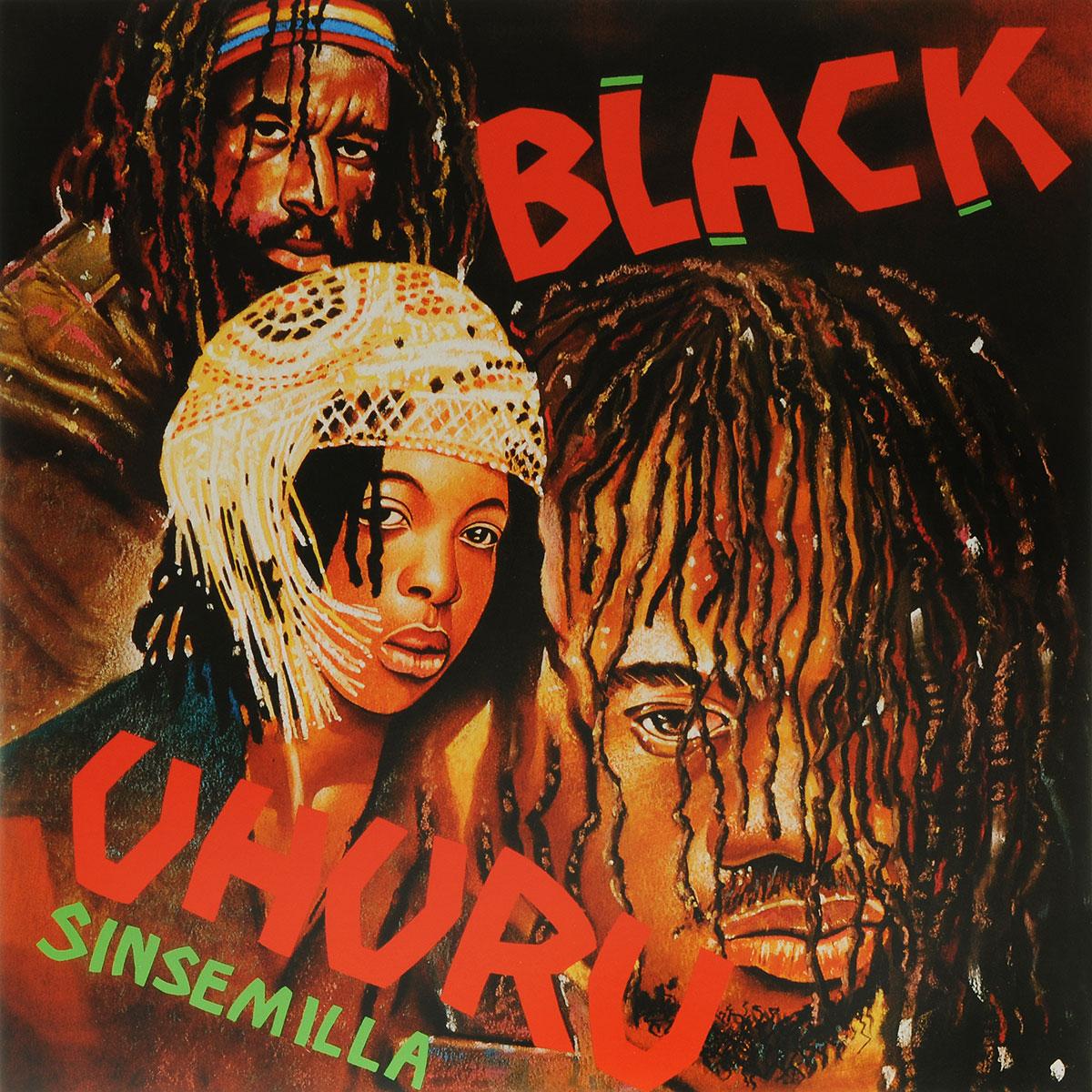 Black Uhuru Black Uhuru. Sinsemilla (LP)