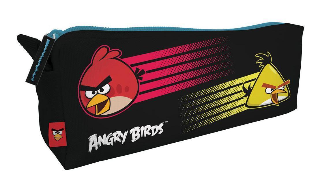 Косметичка. Размер: 20 х 8 х 4 см. Angry Birds72523WDОт производителяПенал объемной формы, на молнии. Изготовлен из износоустойчивого материала. Цвет: черный. Тип: Мягкий пенал.Пол: Унисекс . Возраст: Средние классы . Материал: Полиэстер, . Упаковка: Пакет.