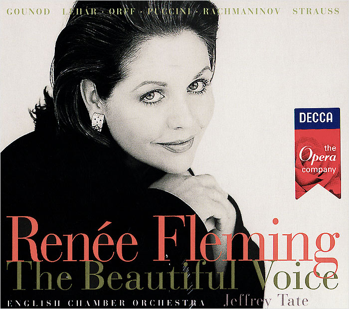 Renee Fleming. The Beautiful Voice