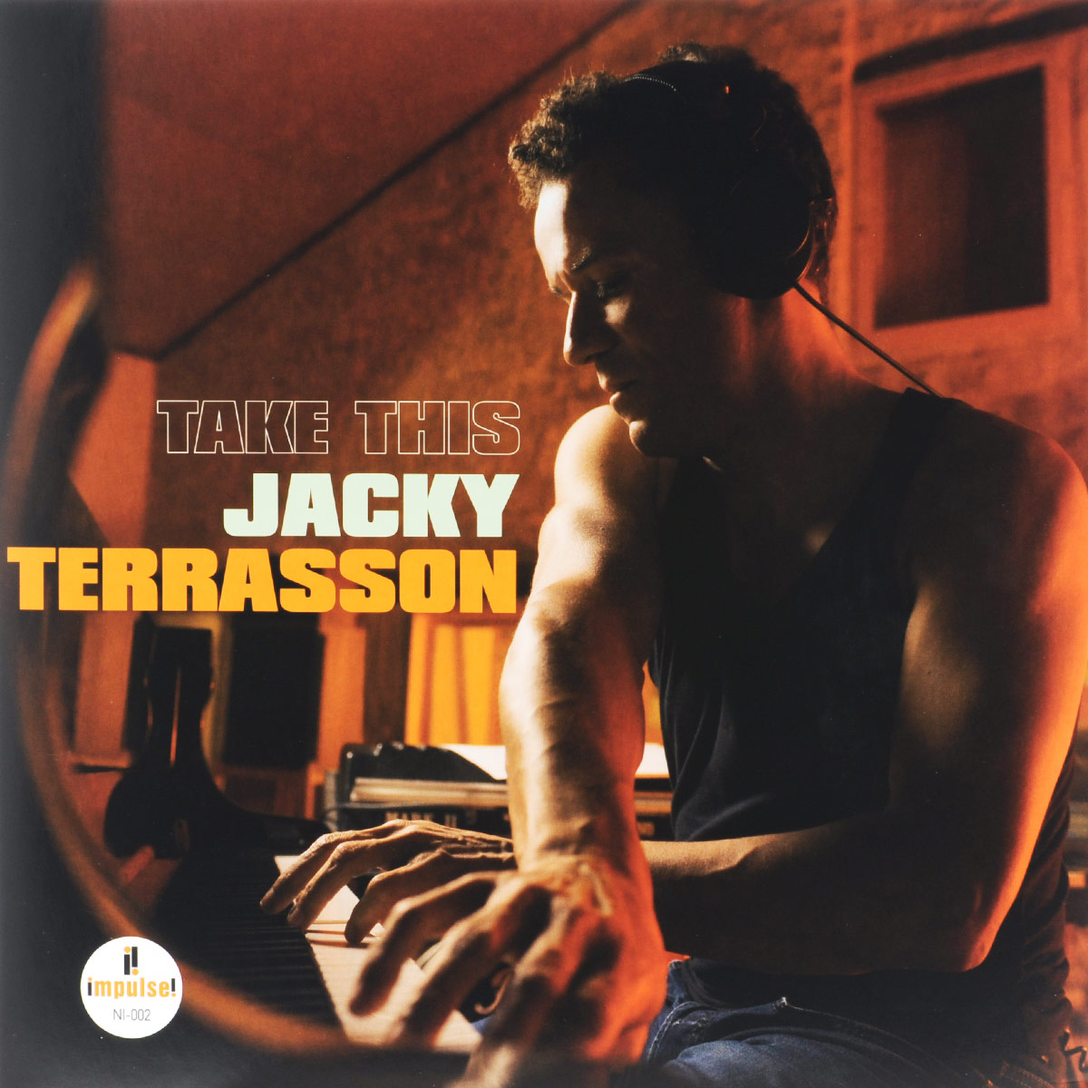 Джеки Террассон Jacky Terrasson. Take This (LP) сумка jacky