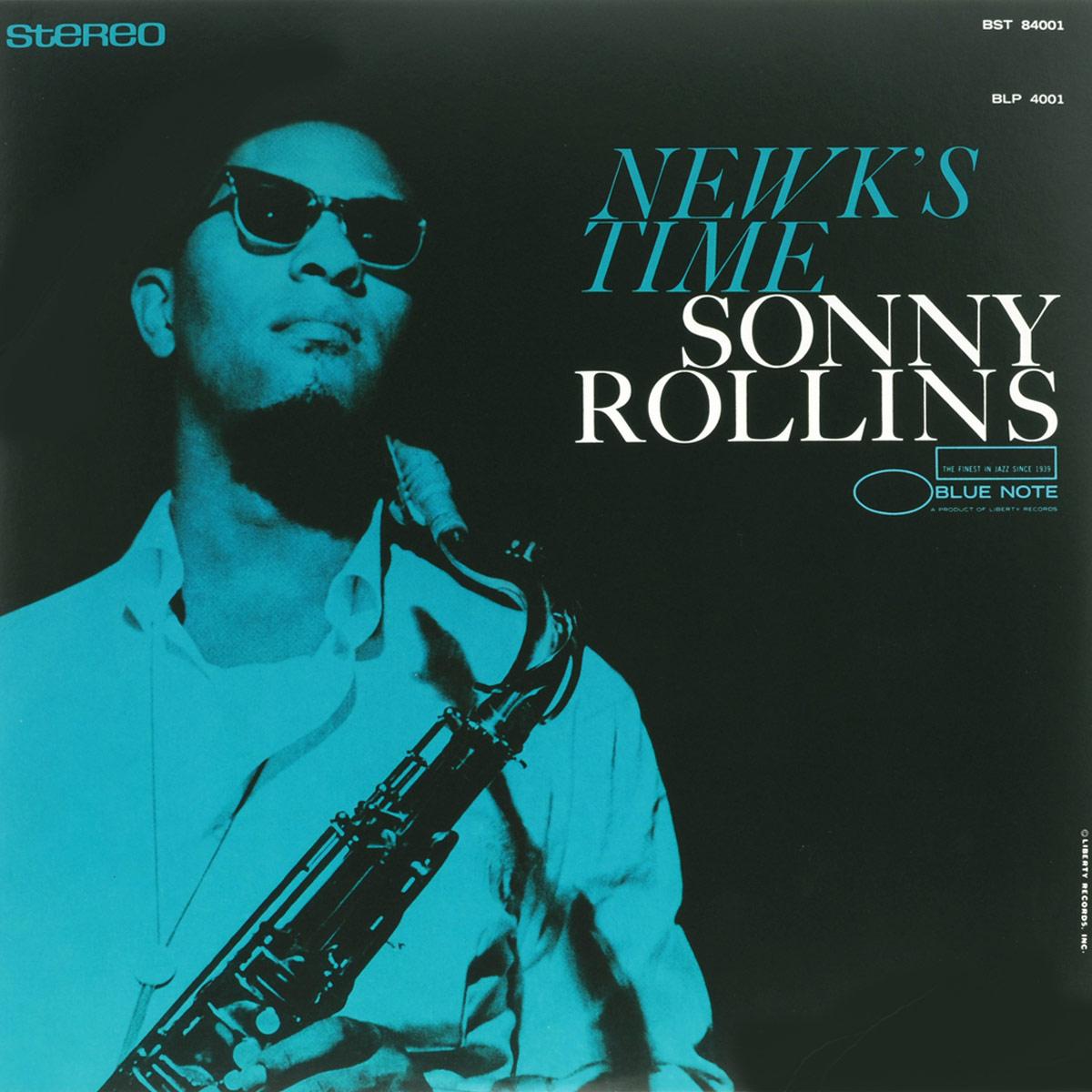 Сонни Роллинз Sonny Rollins. Newk's Time (LP) sonny rollins saxophone colossus