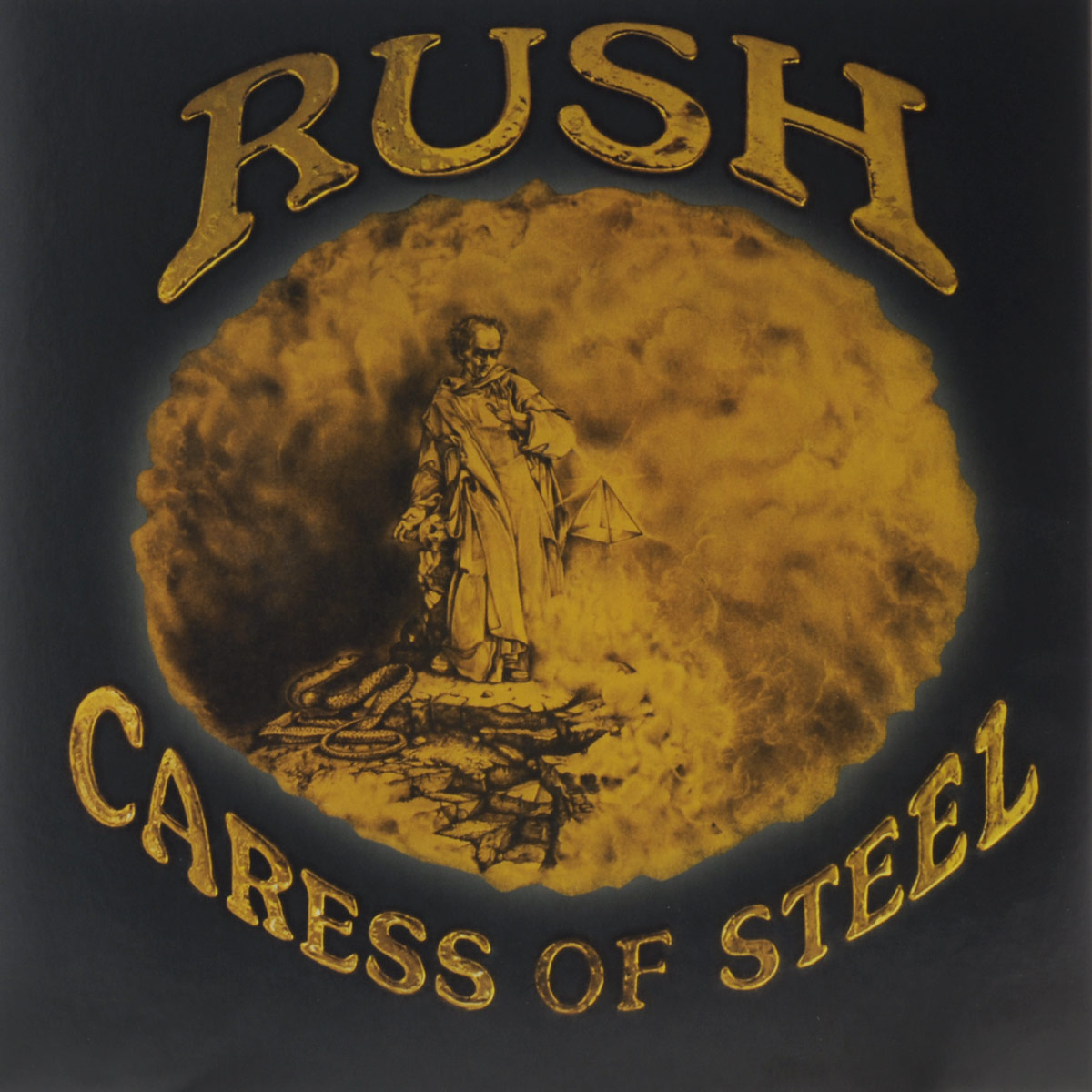 Rush Rush. Caress Of Steel (LP) rush rush moving pictures lp