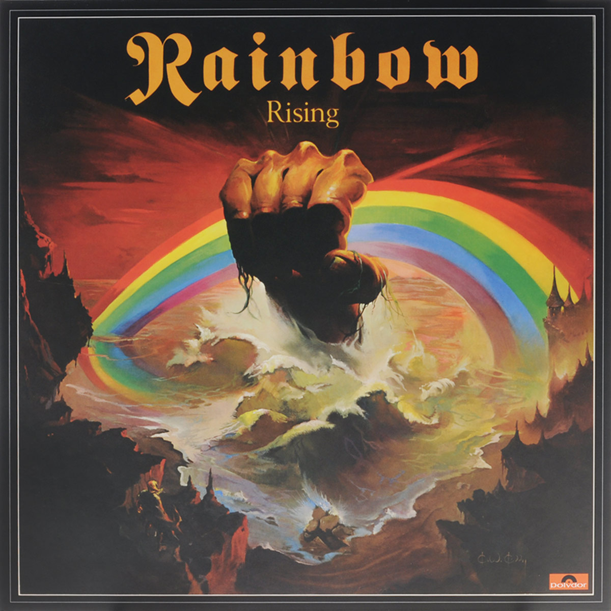 Rainbow Rainbow. Rising (LP) погремушка rainbow