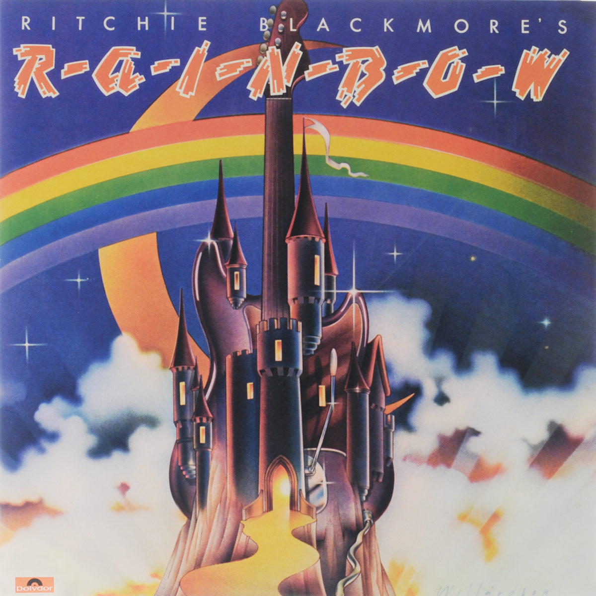 Rainbow Rainbow. Ritchie Blackmore's Rainbow (LP) погремушка rainbow
