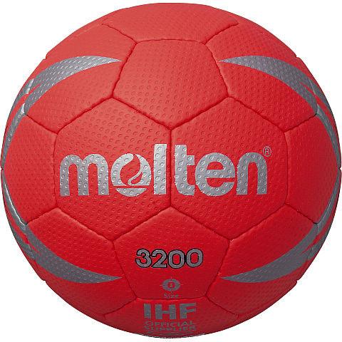 Мяч гандбольный  Molten , для соревнований и тренировок. Размер 3 - Гандбол