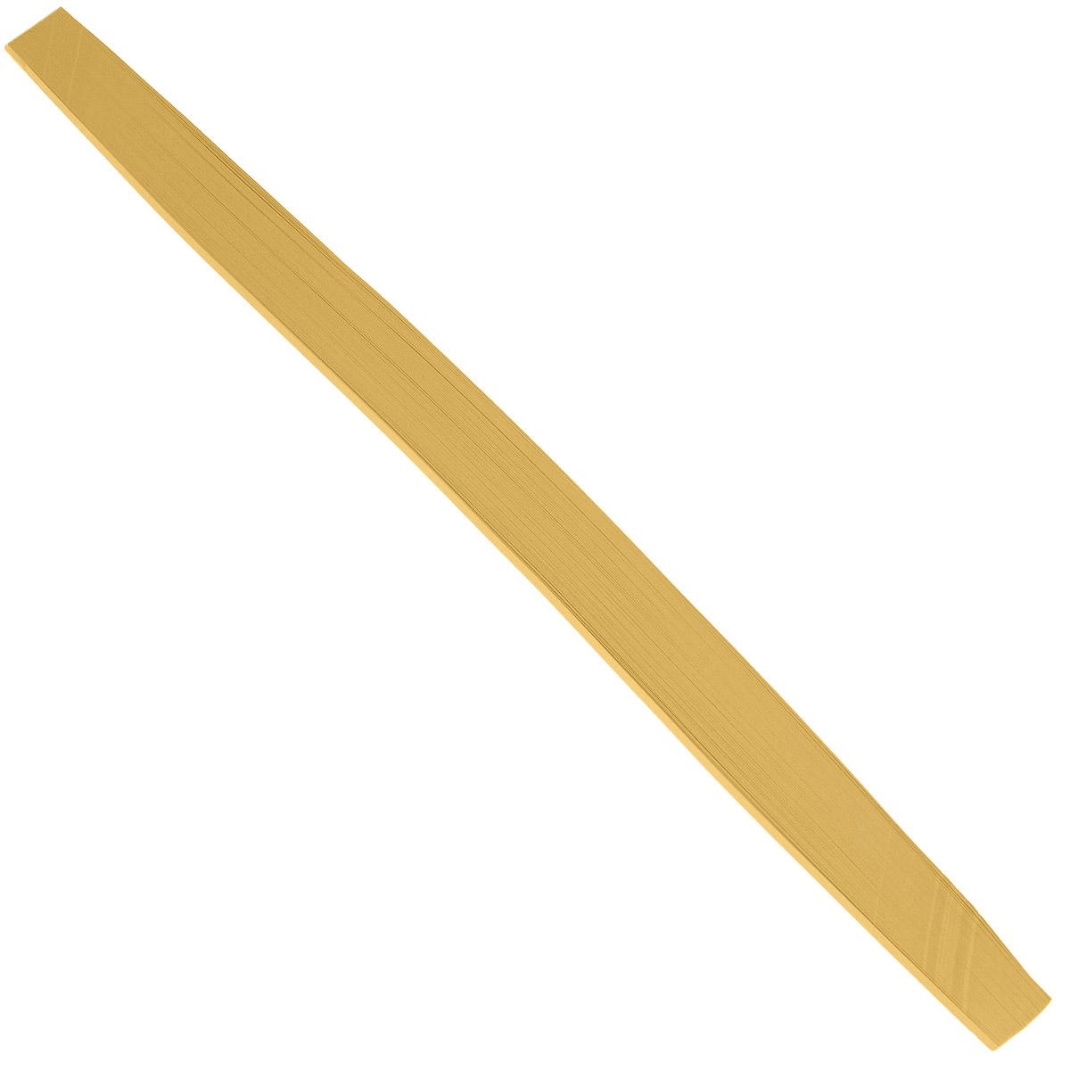 Бумага для квиллинга АртНева, цвет: бронзовый, ширина 3 мм, 100 шт106-026Бумага для квиллинга АртНева - это порезанные специальным образом полоски бумаги определенной плотности. Такая бумага пластична, не расслаивается, легко и равномерно закручивается в спираль, благодаря чему готовым спиралям легче придать форму. Квиллинг (бумагокручение) - техника изготовления плоских или объемных композиций из скрученных в спиральки длинных и узких полосок бумаги. Из бумажных спиралей создаются необычные цветы и красивые витиеватые узоры, которые в дальнейшем можно использовать для украшения открыток, альбомов, подарочных упаковок, рамок для фотографий и даже для создания оригинальных бижутерий. Это простой и очень красивый вид рукоделия, не требующий больших затрат. Ширина полоски бумаги: 3 мм.Длина полоски бумаги: 35 см.Плотность бумаги: 120 г/м2.
