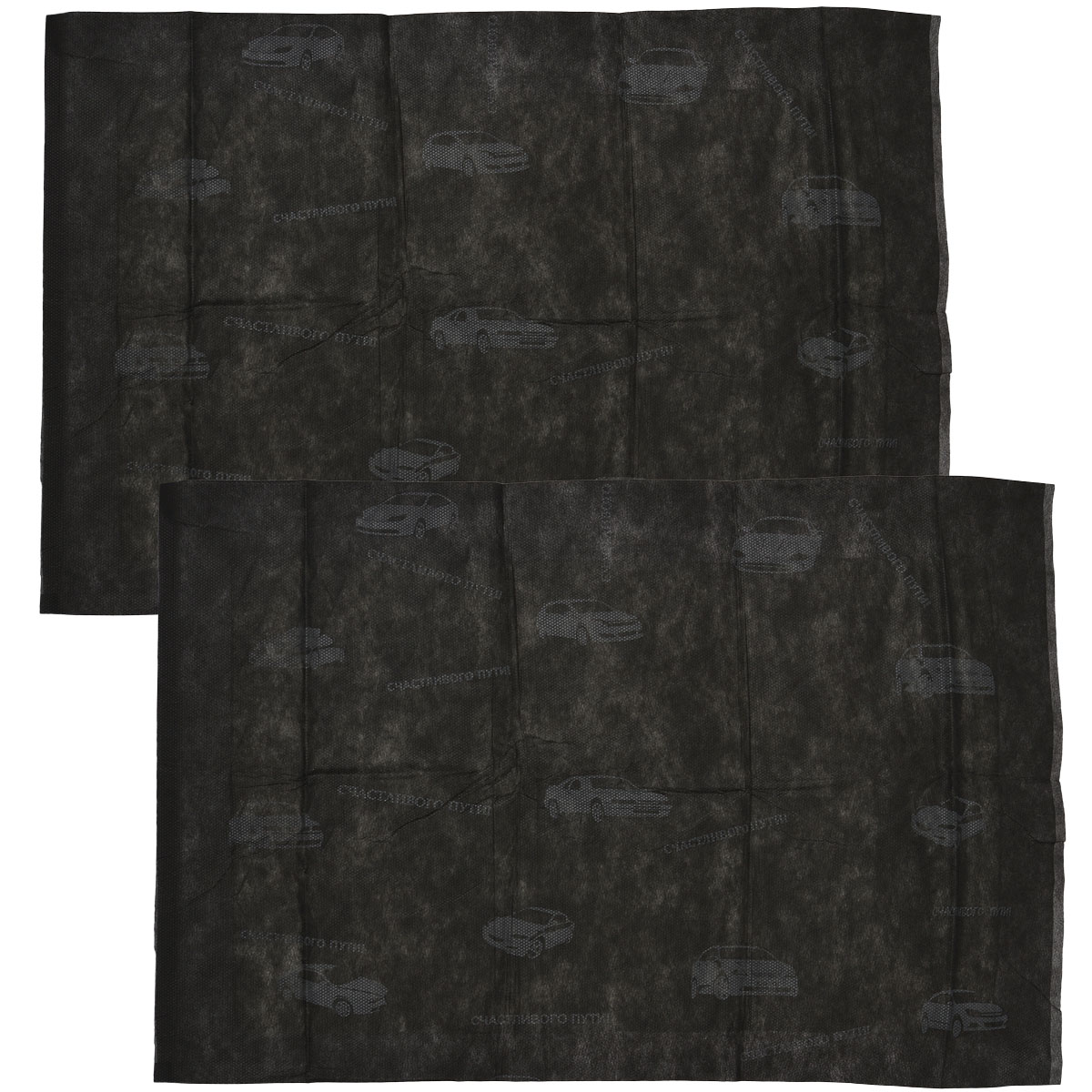 Одноразовый коврик для багажника