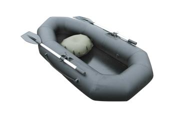 Лодка гребная Leader Компакт-1800029916Легкая, компактная, надежная и безопасная одноместная надувная лодка из ПВХ Leader Компакт-180 - это идеальный вариант для рыбалки и охоты на реках и озерах, особенно если подъезд к ним затруднен, и нести гребную лодку требуется самостоятельно. Лодка рассчитана на одного пассажира. Одна из самых легких в своем классе.Малый вес лодки позволяет использовать ее в труднодоступных местах. Любители зимней рыбалки могут воспользоваться лодкой для спасение на тонком льду. Для охотников лодка послужит неплохим дополнением при вылове трофея из воды. В комплектацию лодки входи мягкое надувное сиденье - пуфик.Лодка Компакт состоит из одного замкнутого баллона, разделенного перегородками на 2 отсека, что позволит лодке остаться на плаву даже при случайном проколе баллона.Корпус лодки Компакт-180 изготавливается из пятислойной ткани ПВХ корейского производства MIRASOL, являющейся одной из лучших на рынке. Используется ткань плотностью 750 г/м.кв. Реальный срок службы лодки из ПВХ составляет больше 15 лет. За счёт материала лодка подходит для эксплуатации в различных условиях - в тихих закрытых водоёмах, на волне или порожистых реках, среди коряг и камышей. Лодки из ПВХ не требуют специальной обработки после использования и на период хранения.Швы лодки соединены современным методом горячей сварки. Ткань соединяется встык, с проклейкой с двух сторон лентами из основного материала шириной 4 см на специальной машине. Для склейки применяется клей на полиуретановой основе, который, вступая в химический контакт с материалом склеиваемых поверхностей, соединяется с тканью на молекулярном уровне и получается единое полотно.Раскрой материала для лодки Компакт-180 производится с использованием современной вычислительной техники, в результате чего человеческий фактор сведен к минимуму, что гарантирует идеальную геометрию лодки и исключает возможность брака.Якорный рым на носу лодки предназначен для буксировки.Уключины выдерживают физическое усилие до 140