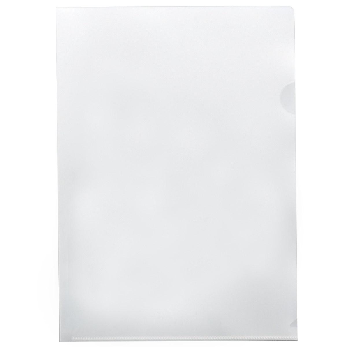 Centrum Папка-уголок цвет прозрачный 12 штIN111104Папка-уголок Centrum - это удобный и практичный офисный инструмент, предназначенный для хранения и транспортировки рабочих бумаг и документов формата А4. Папка изготовлена из плотного глянцевого пластика, имеет опрятный и неброский вид. В комплект входят 12 папок формата А4.Папка-уголок - это незаменимый атрибут для студента, школьника, офисного работника. Такая папка надежно сохранит ваши документы и сбережет их от повреждений, пыли и влаги.