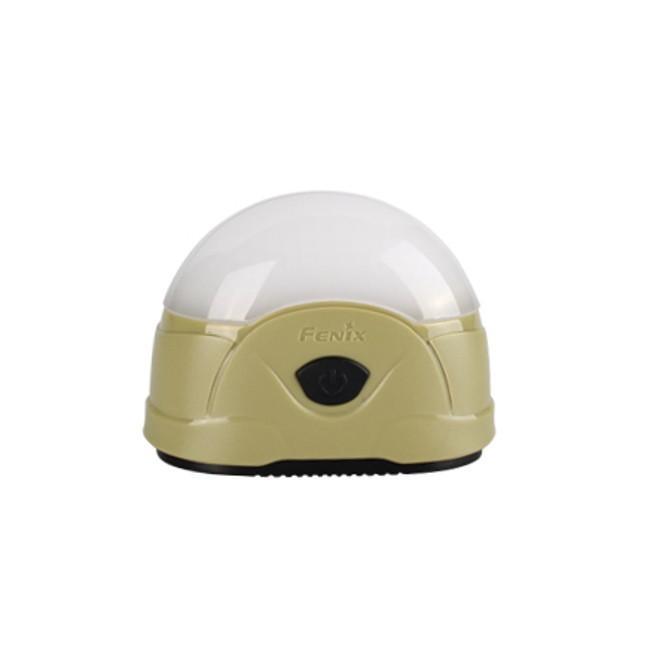 Фонарь Fenix CL20 оливковый67742Всесезонный кемпинговый фонарь Fenix CL20 — это устройство, предназначенное для организации эффективного освещения в стационарном туристическом лагере. Этот фонарь способен давать яркий нейтральный белый свет, а также — красный и работать в сигнальном режиме.Для установки фонаря в кемпинге служат встроенный магнит и специальная петля. К тому же, Fenix CL20 соответствует международному стандарту IPX-6 по водонепроницаемости, защищенности от пыли и песка. Поэтому его вполне можно оставлять под дождем и включать в условиях высокой влажности. Материал корпуса пластик