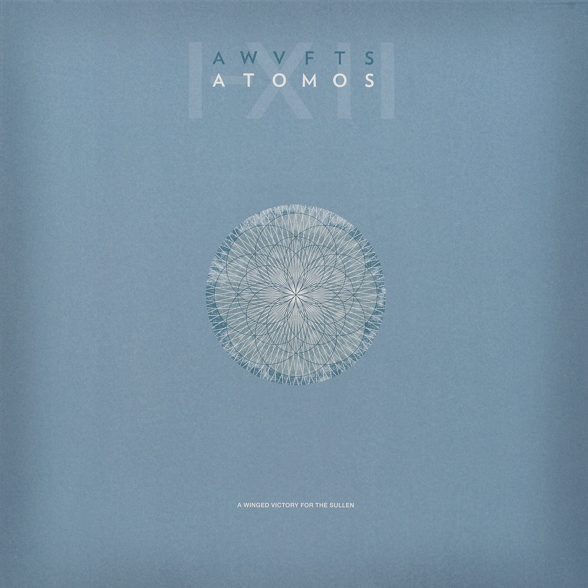 A Winged Victory For The Sullen A Winged Victory For The Sullen. Atomos (2 LP) winged escort