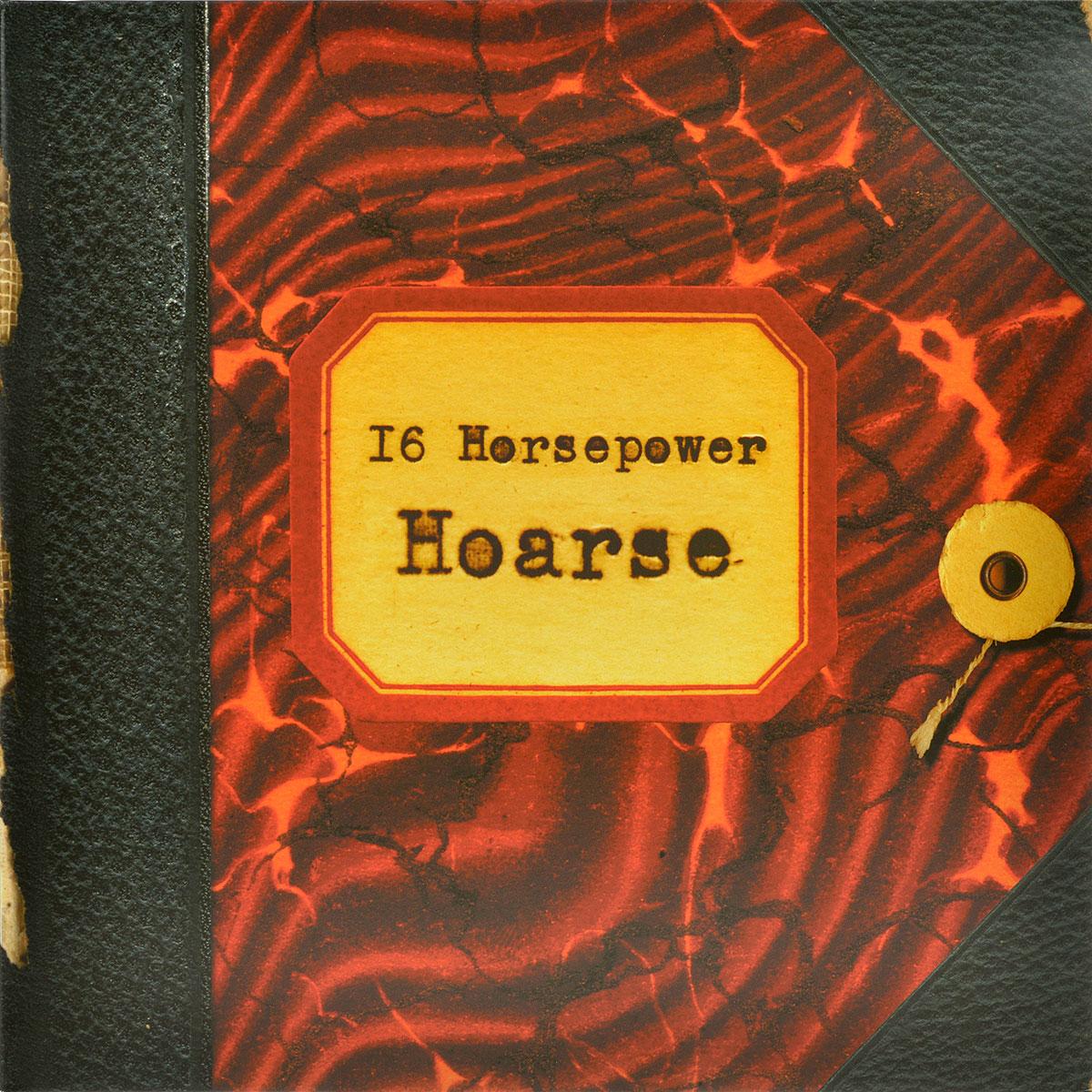 16 Horsepower 16 Horsepower. Hoarse (2 LP + CD) partners lp cd