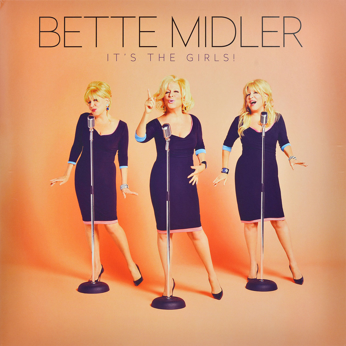 Бетт Мидлер Bette Midler. It's The Girls (2 LP) бетт мидлер bette midler it s the girls 2 lp