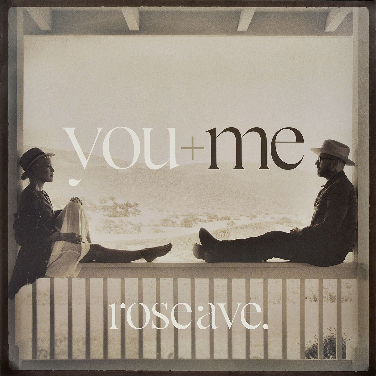 You+Me You+Me. Rose Ave (LP)
