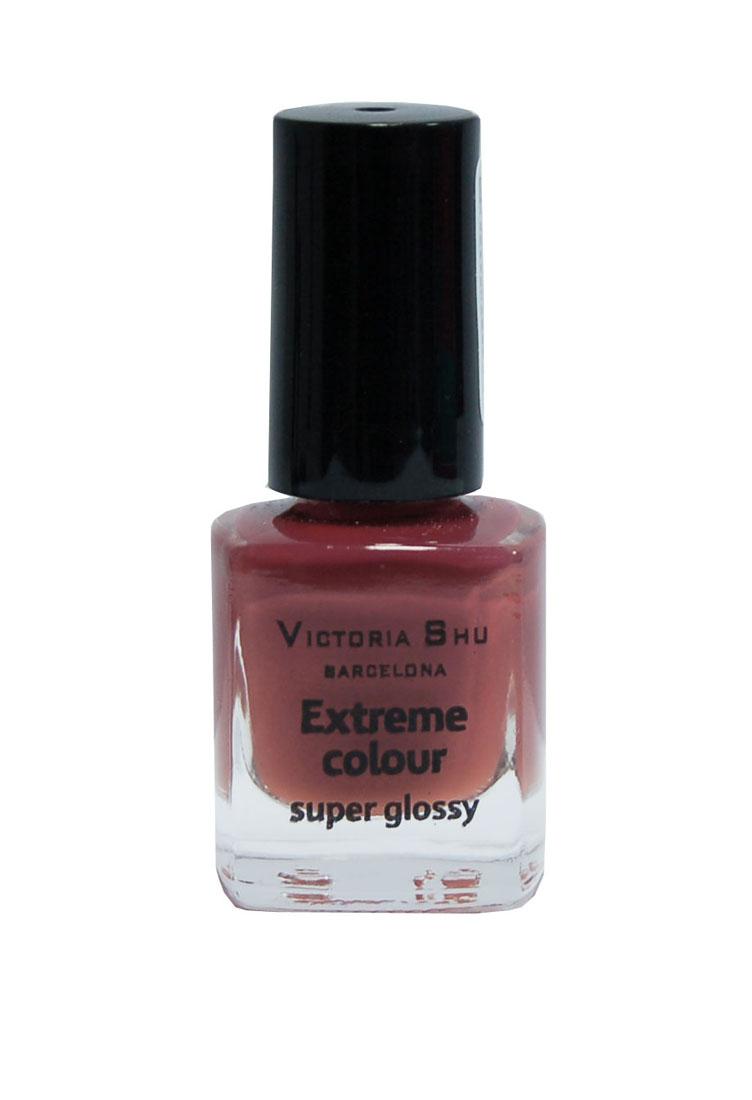 Victoria Shu Лак для ногтей Extreme Colour, тон № 249, 6 млWS2320NEXTREME COLOUR от VICTORIA SHU – это 35 ярких, смелых, соблазнительных оттенков. Модный тренд – матовая, насыщенная текстура. Любые цвета – на любой вкус, от нежных пастельных, интенсивных супермодных оранжевых, лиловых и оттенков фуксии до сенсационных красного и черного.