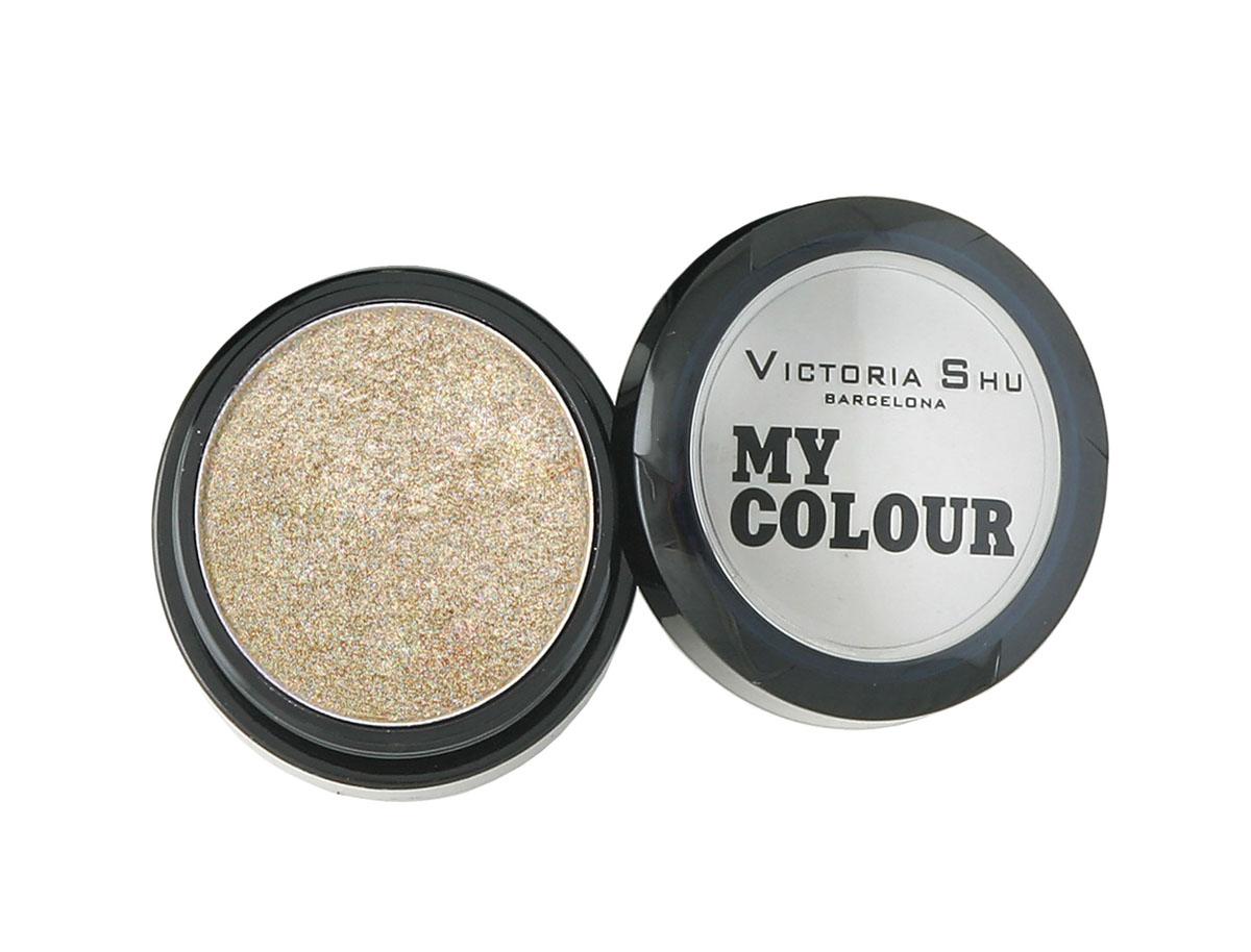 Victoria Shu Тени для век My Colour, тон № 515, 2,5 гSC-FM20101Десять потрясающих, новых ярких оттенков создают на веке эффект атласного сияния и придают взгляду магнетизм, глубину, силу и загадочность. Обладают нежной, насыщенной текстурой, полученной путем специального прессования. Дарят ощущение праздника, помогая создавать потрясающие макияжи и очаровывать всех вокруг.