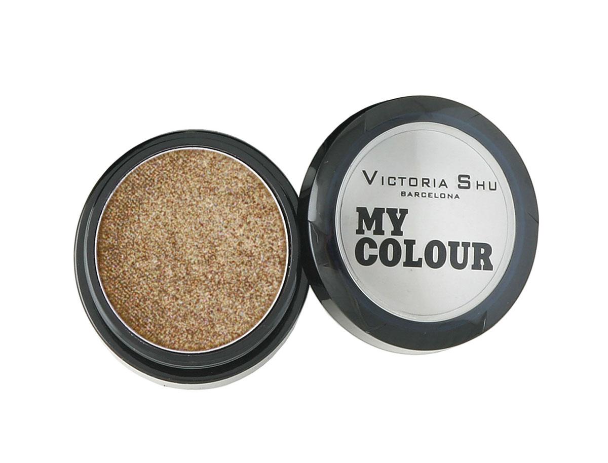 Victoria Shu Тени для век My Colour, тон № 516, 2,5 гA6507600Десять потрясающих, новых ярких оттенков создают на веке эффект атласного сияния и придают взгляду магнетизм, глубину, силу и загадочность. Обладают нежной, насыщенной текстурой, полученной путем специального прессования. Дарят ощущение праздника, помогая создавать потрясающие макияжи и очаровывать всех вокруг.