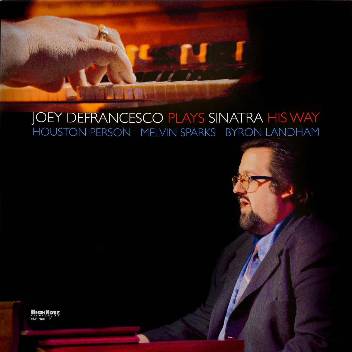 Джоуи ДеФранческо Joey DeFrancesco. Plays Sinatra His Way (LP) workbook 4 way ahead workbook