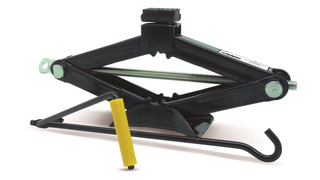 Домкрат ромбический AVS JA-1500R, 1,5 т72/14/7Механический ромбический домкрат AVS JA-1500R предназначен для поднятия грузов. Домкрат отличается компактностью конструкции, простотой обслуживания и надежностью в эксплуатации.Технические характеристики:Максимальная нагрузка: 1,5 т.Высота в сложенном виде: 104 мм.Максимальная высота подъема: 385 мм.Вес нетто: 2,45 кг.Особенности:Изготовлен из высокопрочного материала.Подходит для любых типов автомобилей.Удобен и прост в эксплуатации.Устойчивая опорная площадка.Грузовая площадка с резиновой накладкой. Малая высота подхвата.Сумка для хранения.
