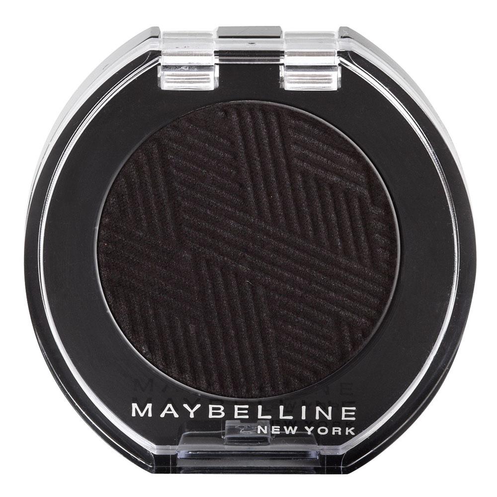 Maybelline New York Моно тени для век Colorama. Сатин, оттенок №22 Black Out (Черный)FA-8115-1 White/greyВ моно тенях от Maybelline повышенная концентрация цветных компонентов. Благодаря такой высокой концентрации цвета, тени наносятся одним движением и сразу подчеркивают выразительность глаз.