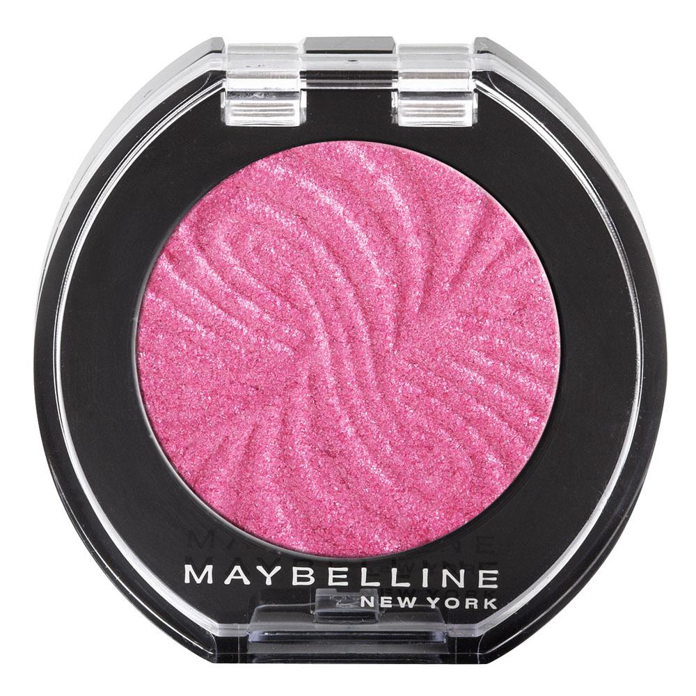 Maybelline New York тени для век Моно, цвет: Блестки 31, Розовый, 3 млA6506103В моно тенях от Maybelline повышенная концентрация цветных компонентов. Благодаря такой высокой концентрации цвета, тени наносятся одним движением и сразу подчеркивают выразительность глаз.