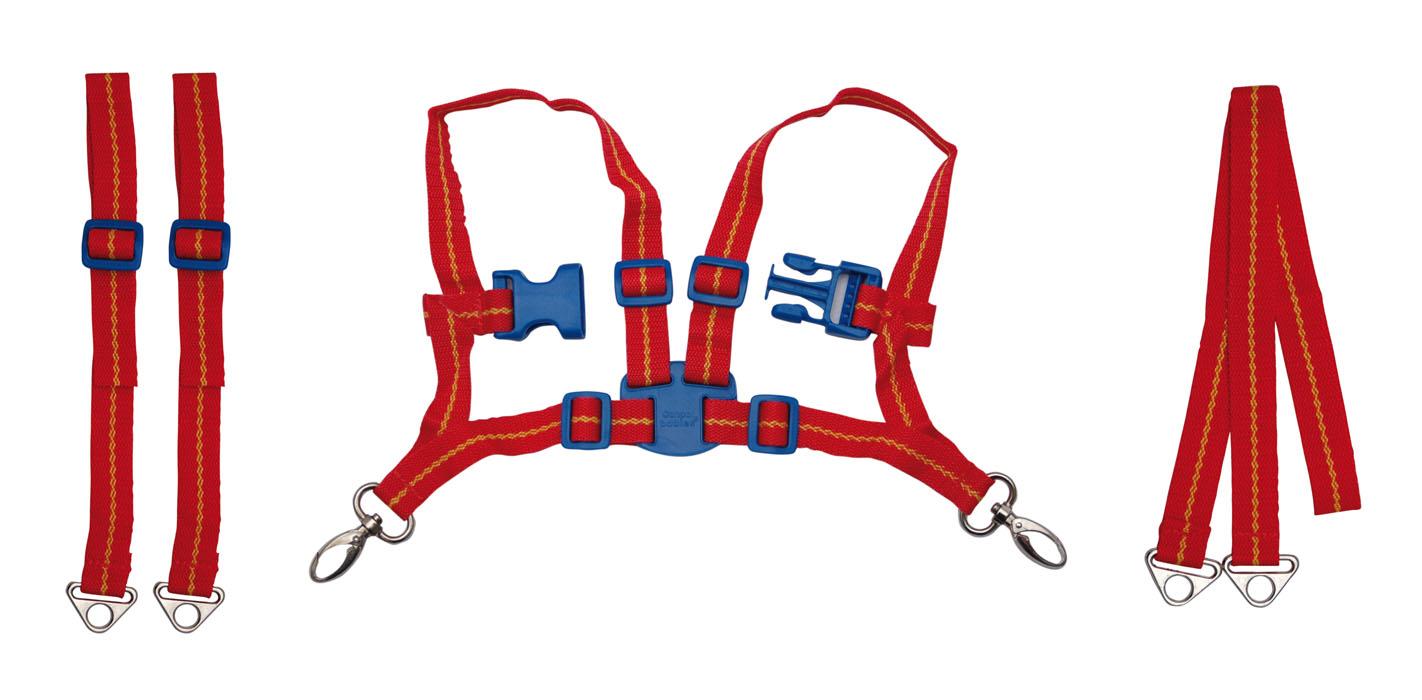 """Ремень безопасности-вожжи """"Canpol Babies"""" предназначены для детей от 6 месяцев до 4 лет. Они защищают ребенка от падения из колясок или стульчиков. Вожжи имеют специальные ремешки и прочные застежки, которые легко крепятся на ребенке. Используются как страховка для детей, начинающих ходить. Вожжи четко подгоняются под размер ребенка. Во время использования этих вожжей ребенок должен быть одет. Их нельзя использовать в автомобилях и других видах транспорта. УВАЖАЕМЫЕ КЛИЕНТЫ! Обращаем ваше внимание на возможные изменения в цветовом дизайне товара. Поставка осуществляется в зависимости от наличия на складе."""