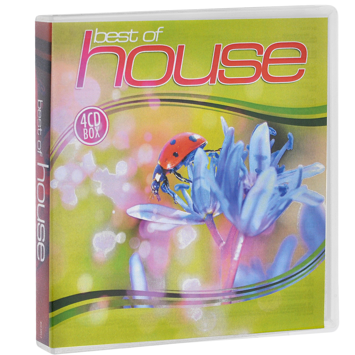 Best Of House (4 CD)