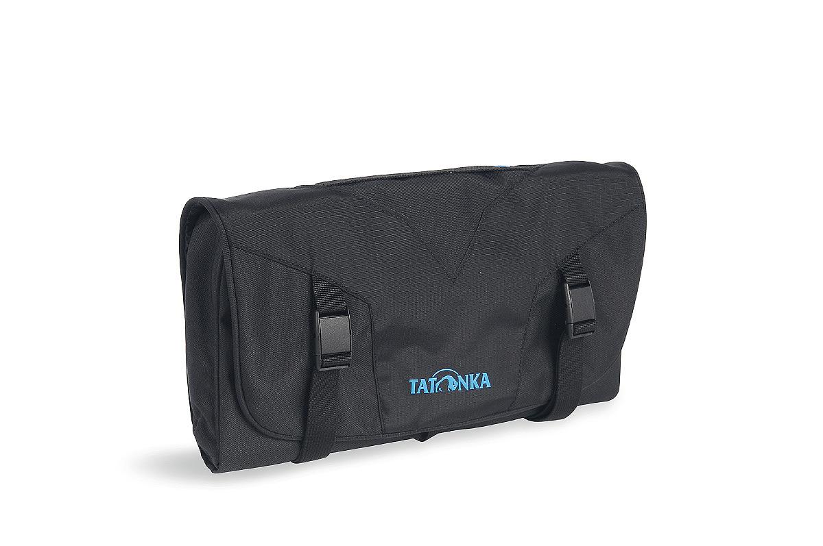 Косметичка для путешествий Tatonka Travelcare, цвет: черный2828.040Складная косметичка Tatonka Travelcare предназначена для переноски и хранения косметических принадлежностей. Имеет большое количество отделений среди которых 2 кармана на застежке-молнии.Размер в разложенном виде: 40 см x 32 см x 2 см.Размер в сложенном виде: 32 см х 17 см х 3 см.