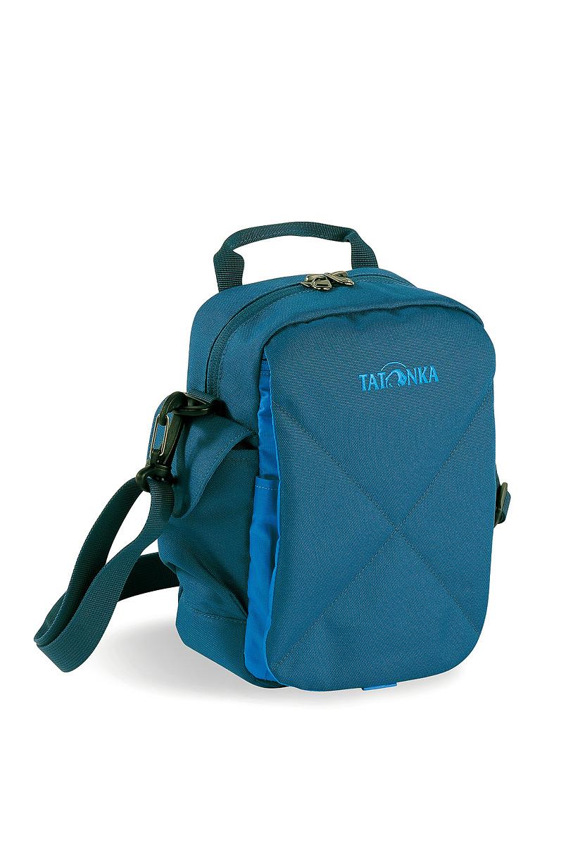 Сумка Tatonka Check In XT, цвет: синий, 3,1 лS76245Сумочка Tatonka Check In XT предназначена для хранения документов и полезных мелочей в путешествии. Сумочка, которую можно носить как на плече, так и на поясе, располагает большим основным отделением с двумя молниями, множеством кармашков и мини-органайзером. Крышка-клапан фиксируется фастексом.Преимущества и особенности:Петли для переноски на поясеСъемный плечевой ременьРучка для переноскиОтделение для телефона.