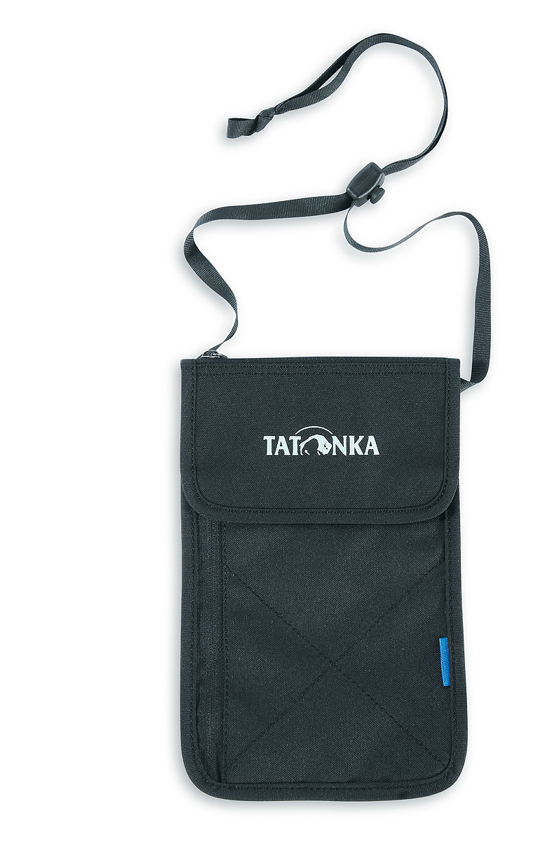 Кошелек Tatonka Neck Wallet, цвет: черный. 2977.040 tatonka euro wallet