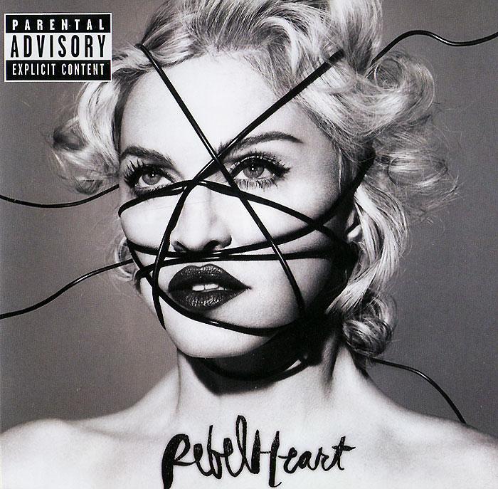 Мадонна Madonna. Rebel Heart. Deluxe майкл джексон жизнь поп иконы