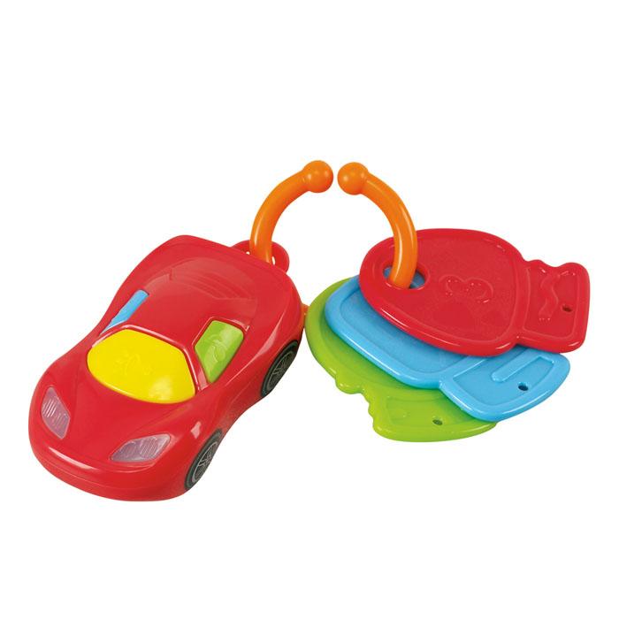 Playgo Развивающая игрушка Брелок с ключами. Play 2680
