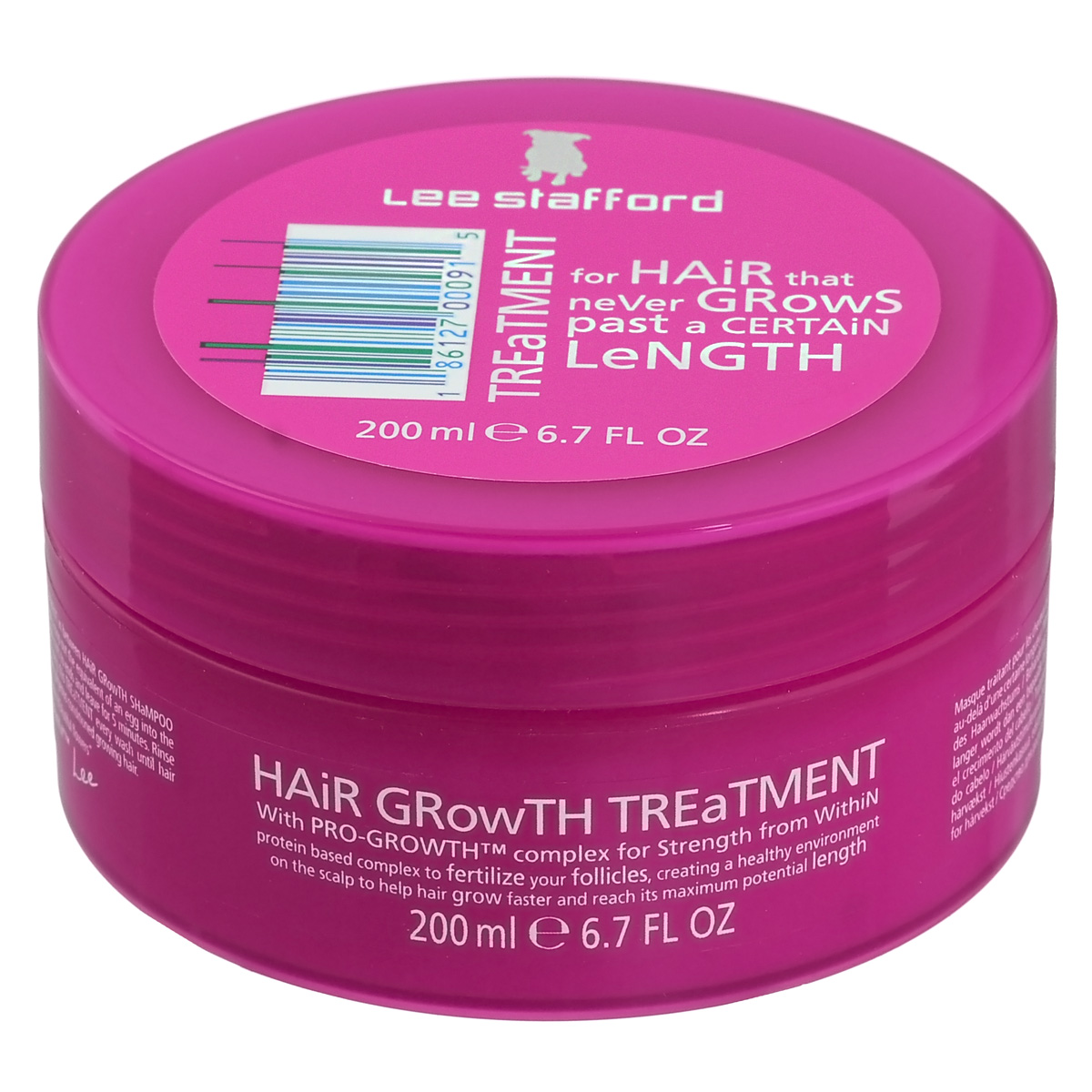 Lee Stafford Маска для роста волос Hair Growth, 200 мл72523WD200217 Lee Stafford Маска для роста волос Hair Growth Treatment, 200 мл. Бережно ухаживает за волосами. Помогает сделать расчесывание волос более легким, придает волосам природный блеск и ухоженный вид