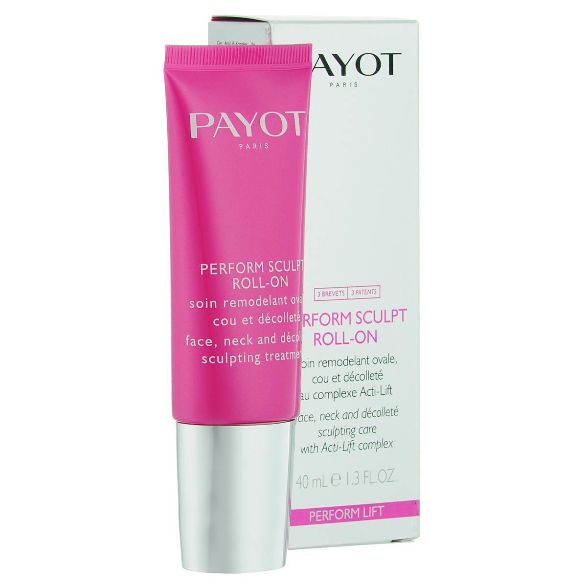 Payot Средство для моделирования овала лица, шеи и декольте Perform Lift 40 мл payot интенсивно укрепляющее и подтягивающее средство perform lift для лица 50 мл