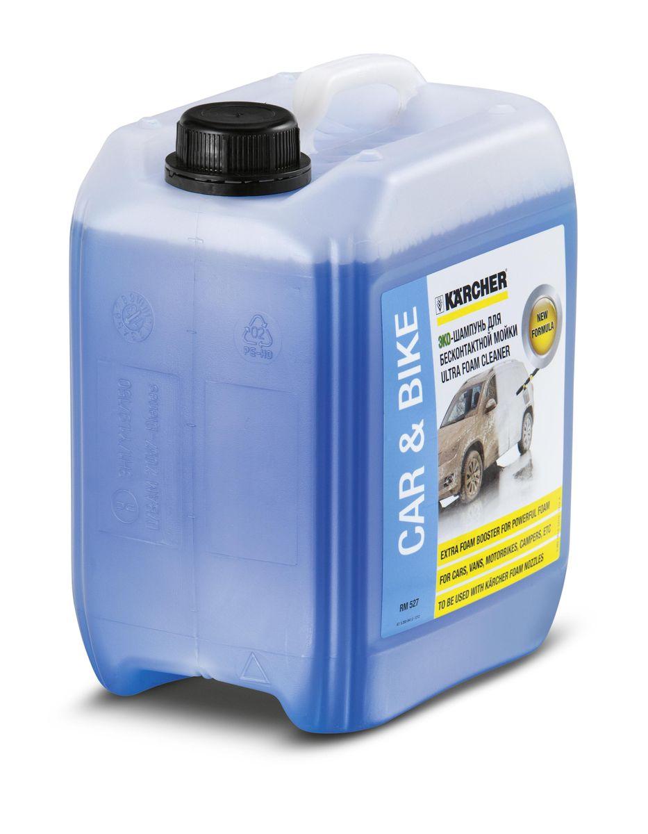 Эко-шампунь Karcher Ultra Foam Cleaner для бесконтактной мойки, 5 л 6.295-603.0