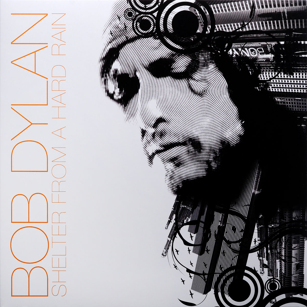 Боб Дилан Bob Dylan. Shelter From A Hard Rain (LP) bob sinclar a western video story