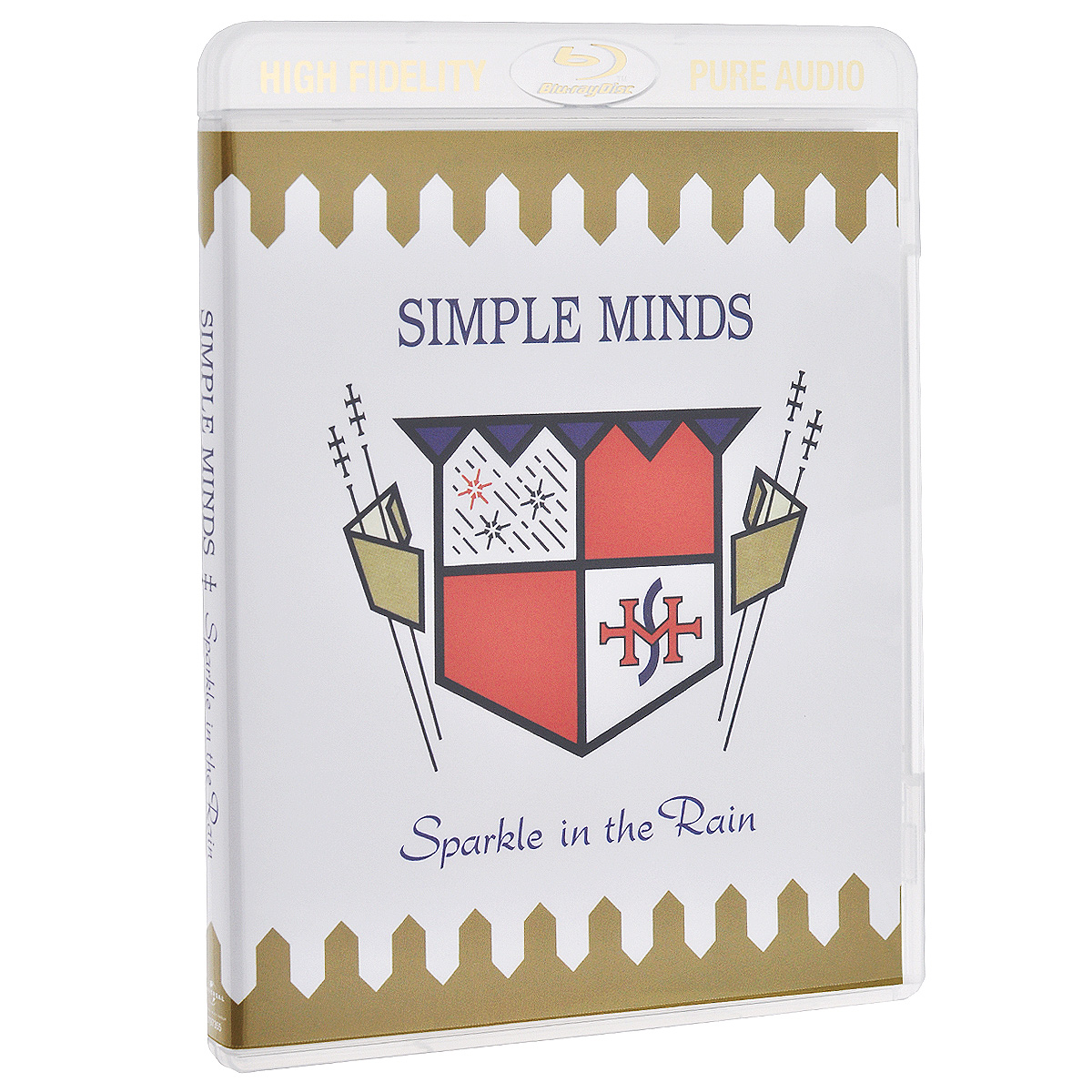 Simple Minds Simple Minds. Sparkle In The Rain (Blu-Ray Audio) simple minds simple minds once upon a time 5 cd dvd